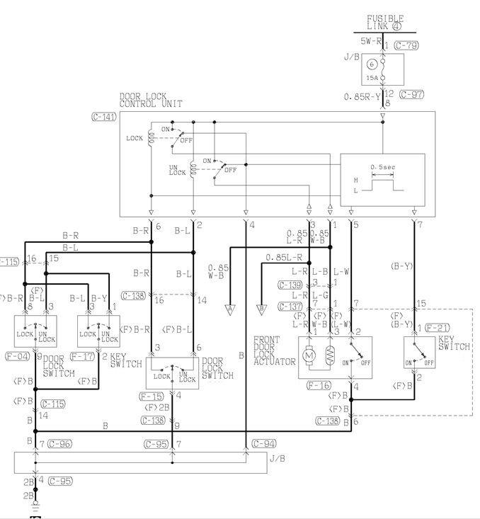 mitsubishi central locking wiring diagram -car schematic diagram | begeboy wiring  diagram source  begeboy wiring diagram source