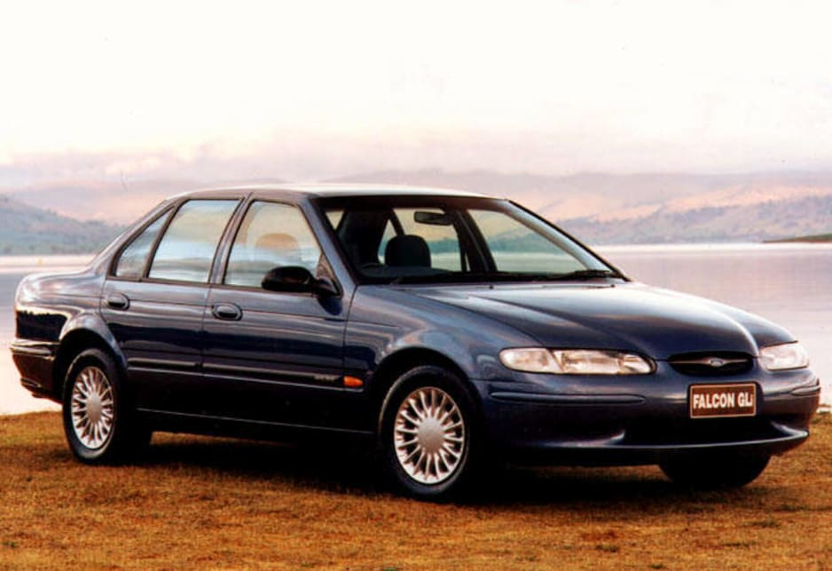 Wondrous Used Ford Falcon Review 1996 1998 Carsguide Wiring Cloud Inklaidewilluminateatxorg