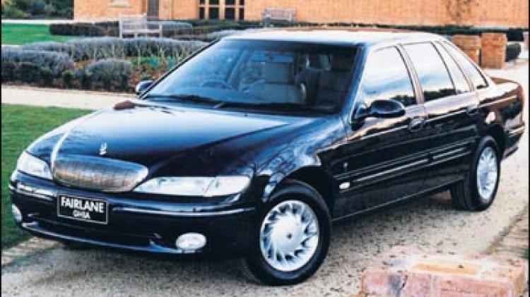 Amazing Ford Fairlane Nf 1995 1997 Wiring Cloud Inklaidewilluminateatxorg