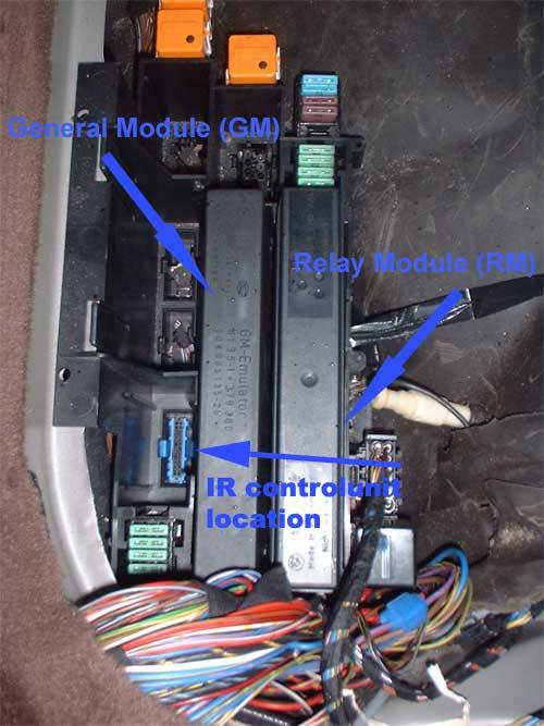 Kn 8819  E34 Central Locking Wiring Diagram Free Diagram