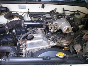 Pleasing Toyota Rz Engine Wikipedia Wiring Cloud Apomsimijknierdonabenoleattemohammedshrineorg