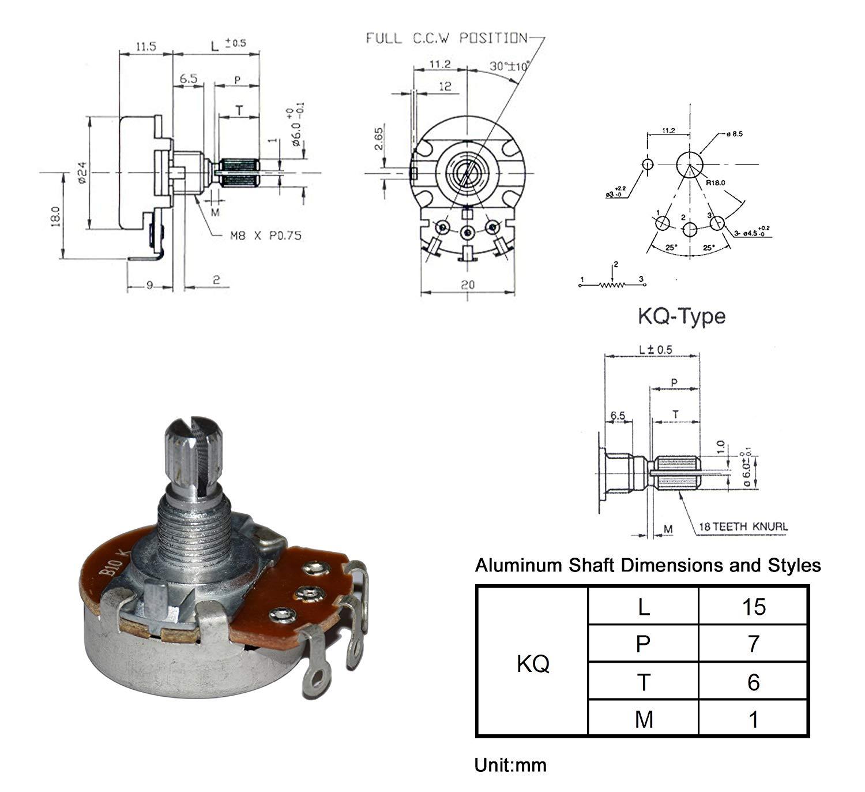 Xr 1354 10k Ohm Potentiometer Switch Wiring Diagram Download Diagram