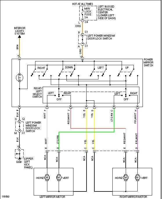 Marvelous Mirror Wiring Diagram General Wiring Diagram Data Wiring Cloud Ittabpendurdonanfuldomelitekicepsianuembamohammedshrineorg