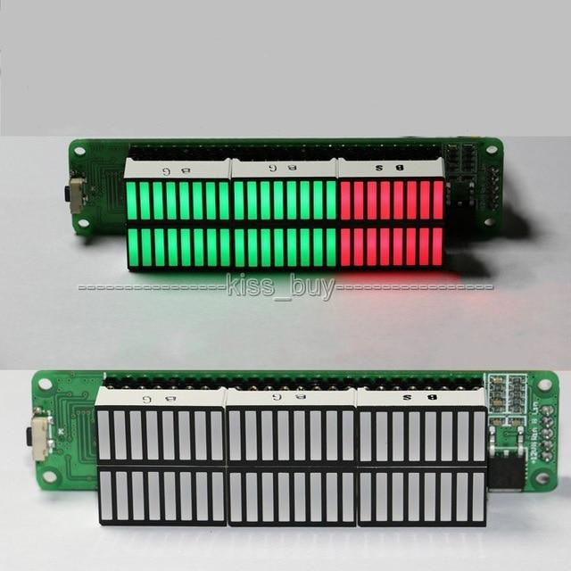 Terrific Double 24 Bit Led Stereo Level Display Indicator Vu Meter Agc Mode Wiring Cloud Rineaidewilluminateatxorg