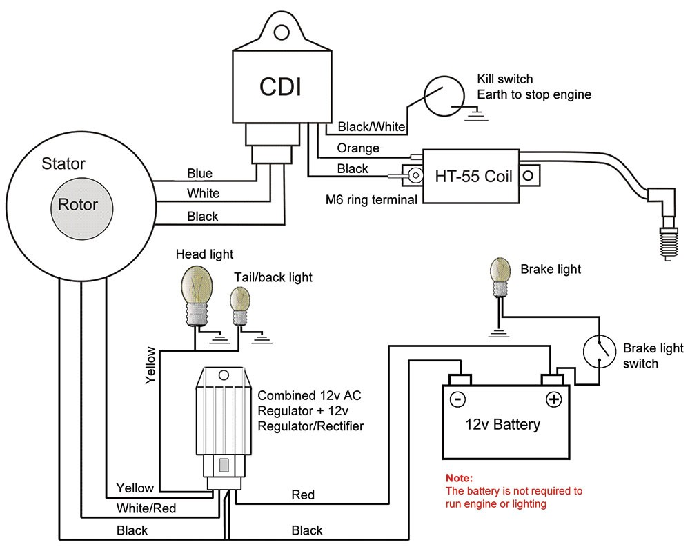 cdi ignition schematic rh 9637  wiring diagram together with cdi ignition wiring diagram  cdi ignition wiring diagram