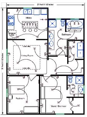 Eb 8200 Electrical Plan In Building