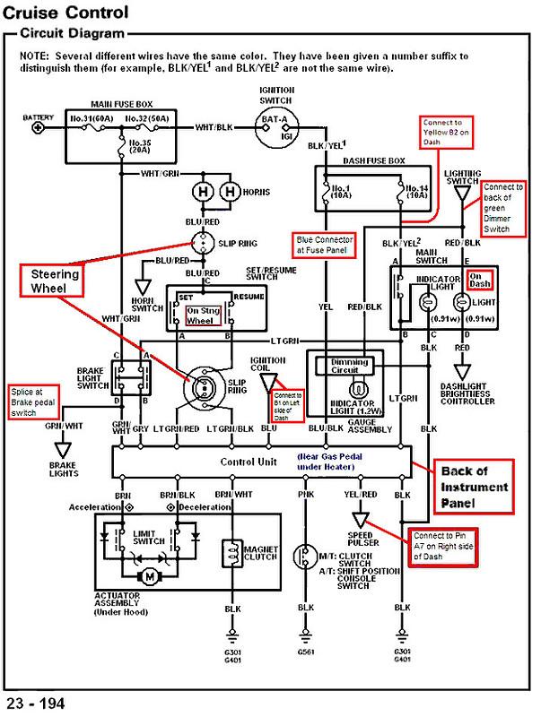 1990 Honda Civic Dx Wiring Diagram