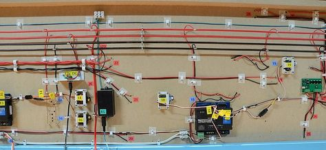 Fantastic Dcc Track Wiring Bus Wiring Diagram Wiring Cloud Hemtshollocom