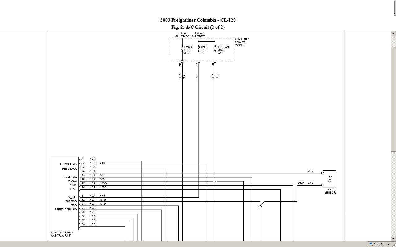 2006 freightliner wiring diagram se 2665  06 freightliner columbia wiring schematic 2006 freightliner century wiring diagram freightliner columbia wiring schematic