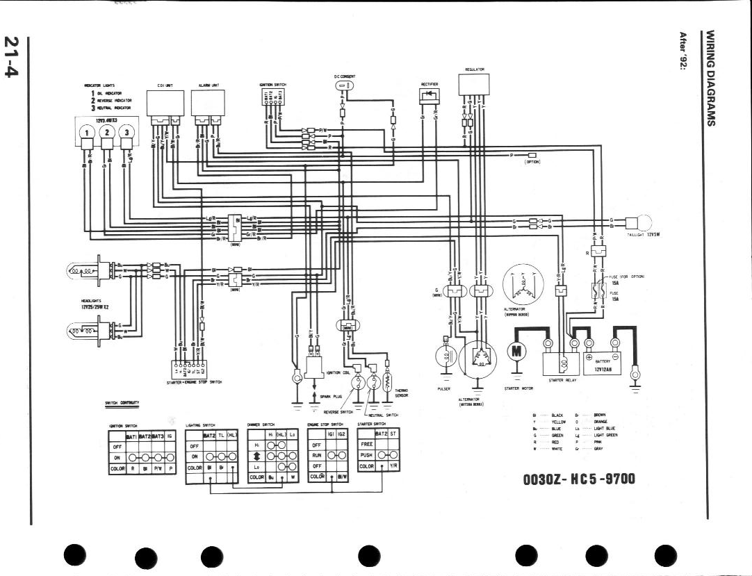 Outstanding Honda Trx300Ex Wiring Diagram Wiring Diagram Database Wiring Cloud Staixaidewilluminateatxorg