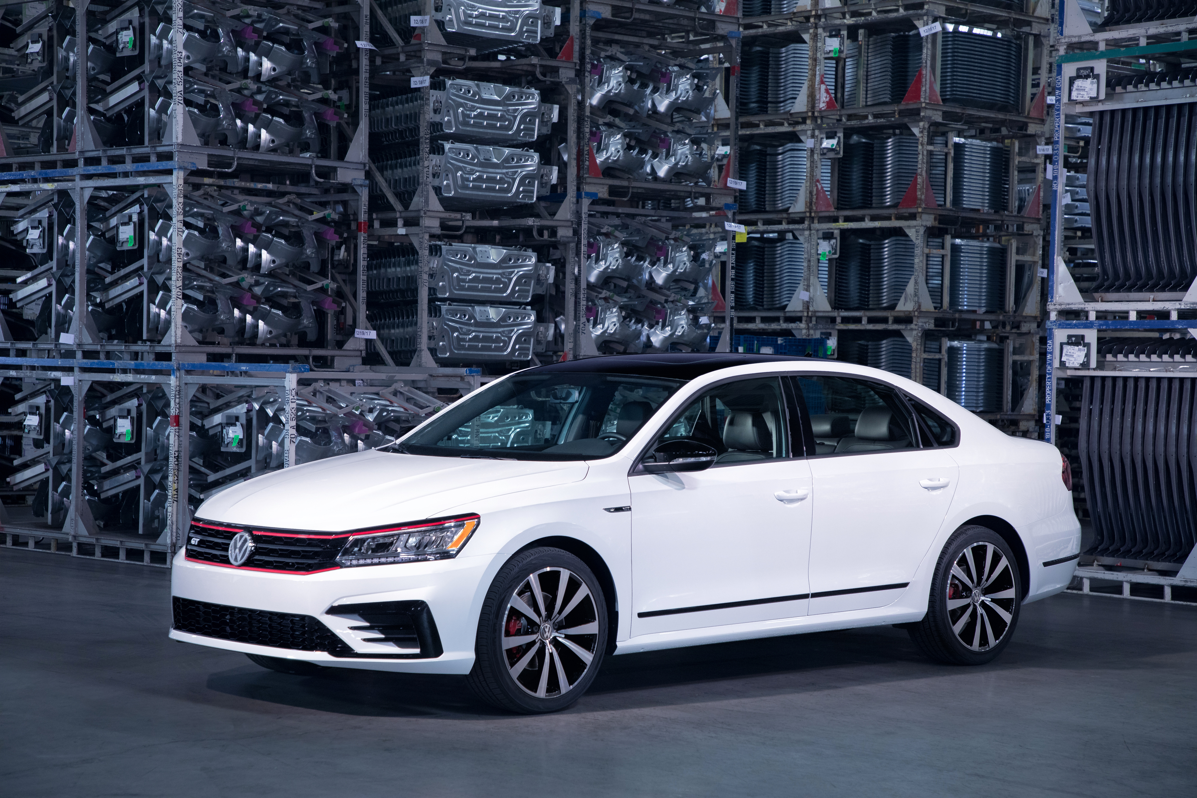 Fine Vr6 Power Volkswagen Unveils The Passat Gt The Truth About Cars Wiring Cloud Eachirenstrafr09Org