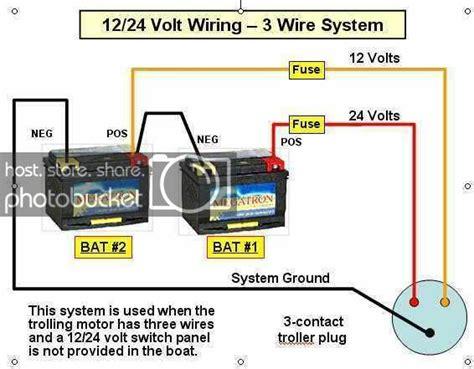 12 24 trolling motor wiring diagram yo 0615  minn kota 24 volt wiring diagram schematic wiring  minn kota 24 volt wiring diagram