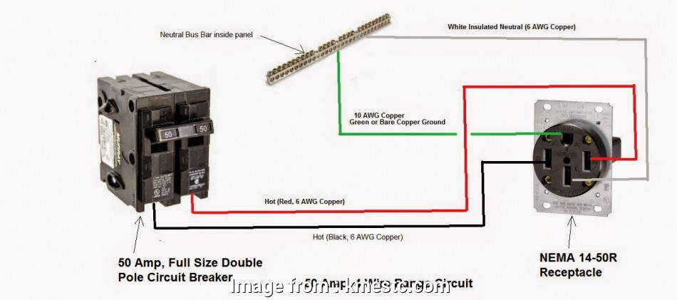 Wiring Diagram For 50 Amp Rv Plug