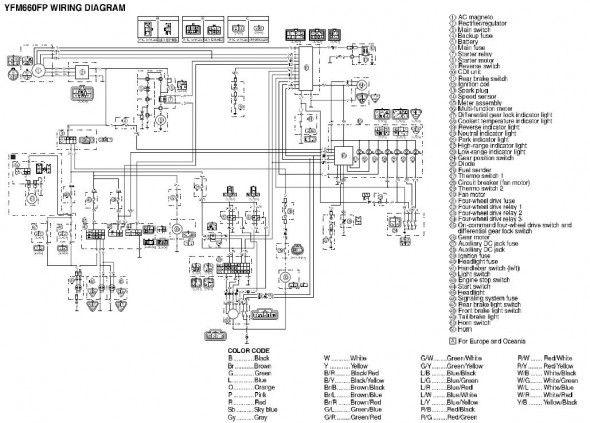 1997 yamaha warrior 350 wiring diagram yamaha 600 wiring diagram e4 wiring diagram  yamaha 600 wiring diagram e4 wiring