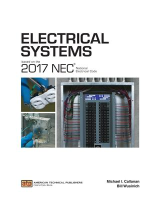 Tremendous Electrical Systems Based On The 2017 Nec By American Technical Wiring Cloud Rdonaheevemohammedshrineorg