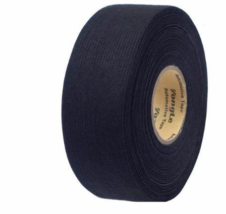 Swell 2019 32Mmx20M Universal Fabric Cloth Tape Automotive Wiring Black Wiring Cloud Timewinrebemohammedshrineorg