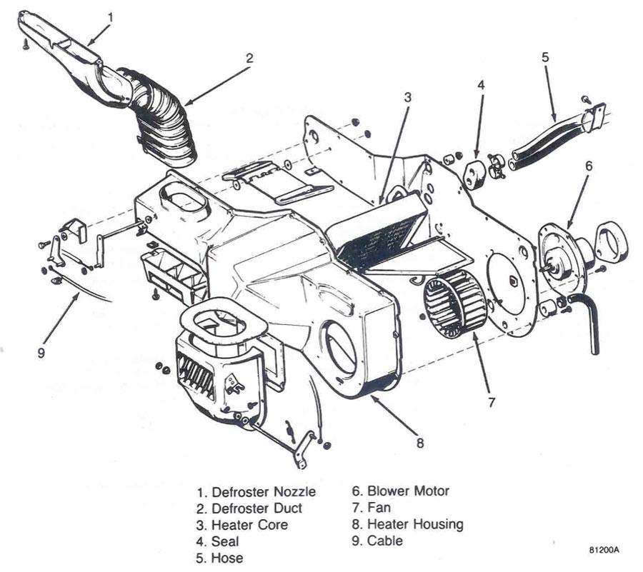 1984 jeep cj7 dash wiring diagram gk 9135  jeep cj7 heater diagram wiring diagram  jeep cj7 heater diagram wiring diagram