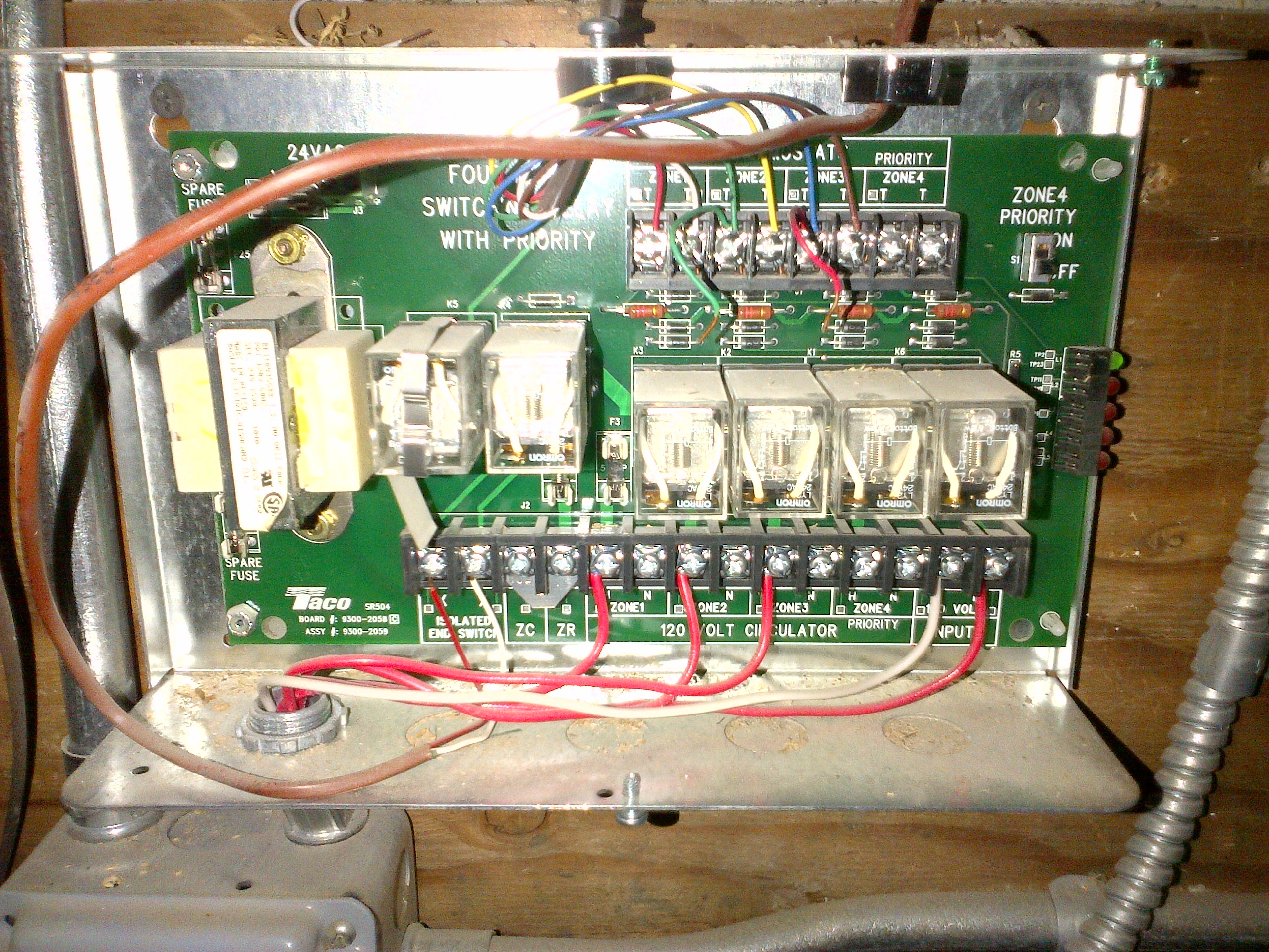 KY_3593] Taco Zone Control Wiring Diagram On Taco 1 Zone Switching Relay  Wiring DiagramMonoc Xrenket Astic Animo Mepta Mohammedshrine Librar Wiring 101