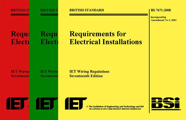 Awe Inspiring 17Th Edition Wiring Regulations 2008 2015 Bs7671 Beginners Wiring Cloud Unhoicandsaprexeroixtuhyedimohammedshrineorg