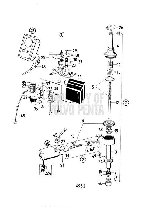 Volvo Penta Aq130 Wiring Diagram
