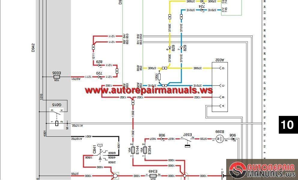 Daf Lf Abs Wiring Diagram