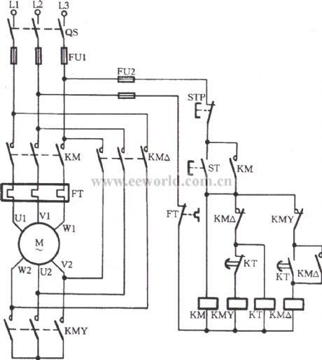 autotransformer starter wiring diagram  wiring diagram for