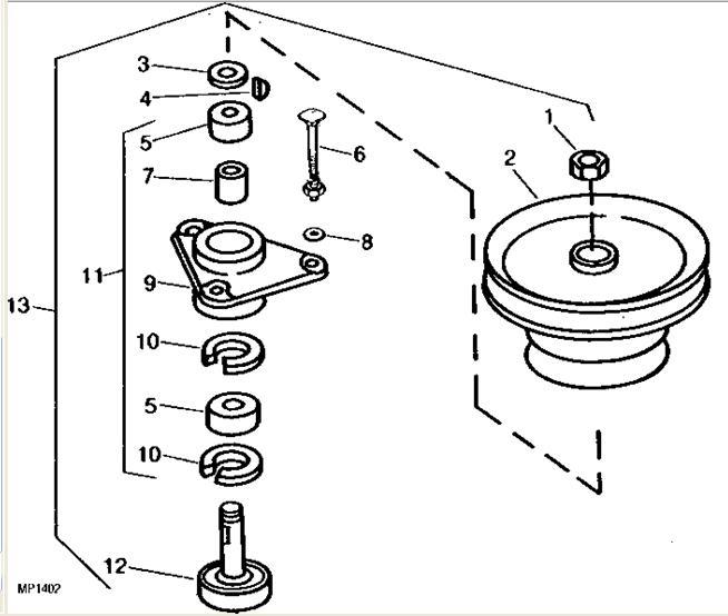 lv5277 deere 318 parts wiring diagram free diagram