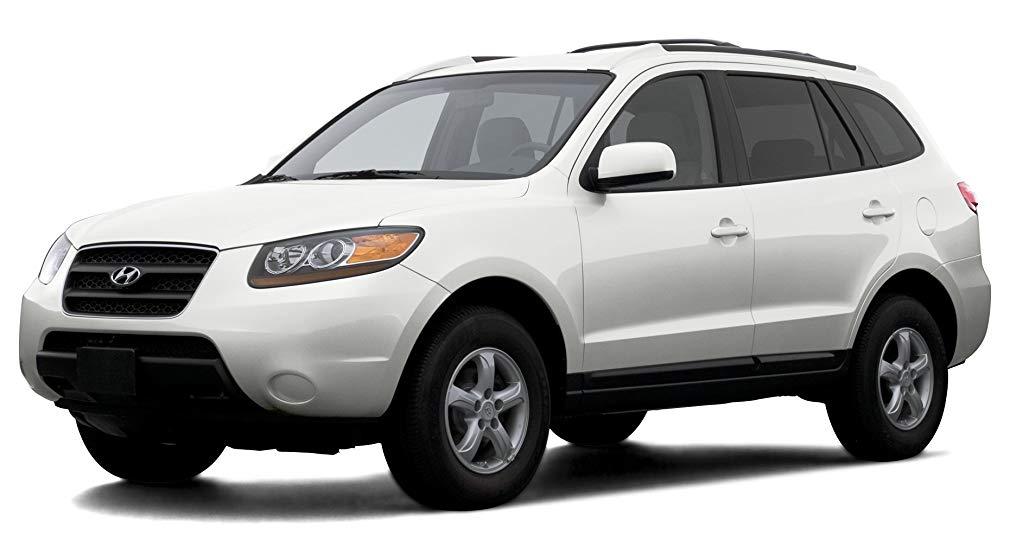 Strange Amazon Com 2007 Hyundai Santa Fe Reviews Images And Specs Vehicles Wiring Cloud Ittabisraaidewilluminateatxorg
