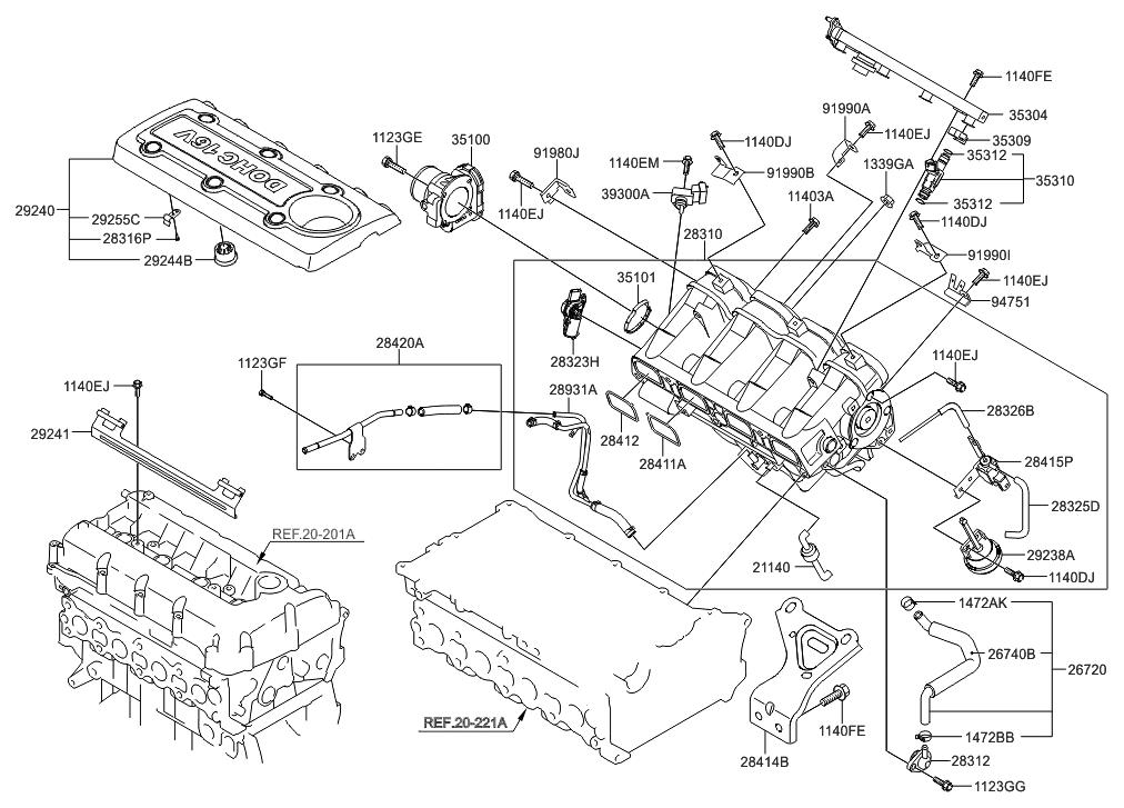 tw_0781] hyundai santa fe cylinder head schematics diagram car parts diagram  free diagram  numap pala jebrp dext wigeg mohammedshrine librar wiring 101
