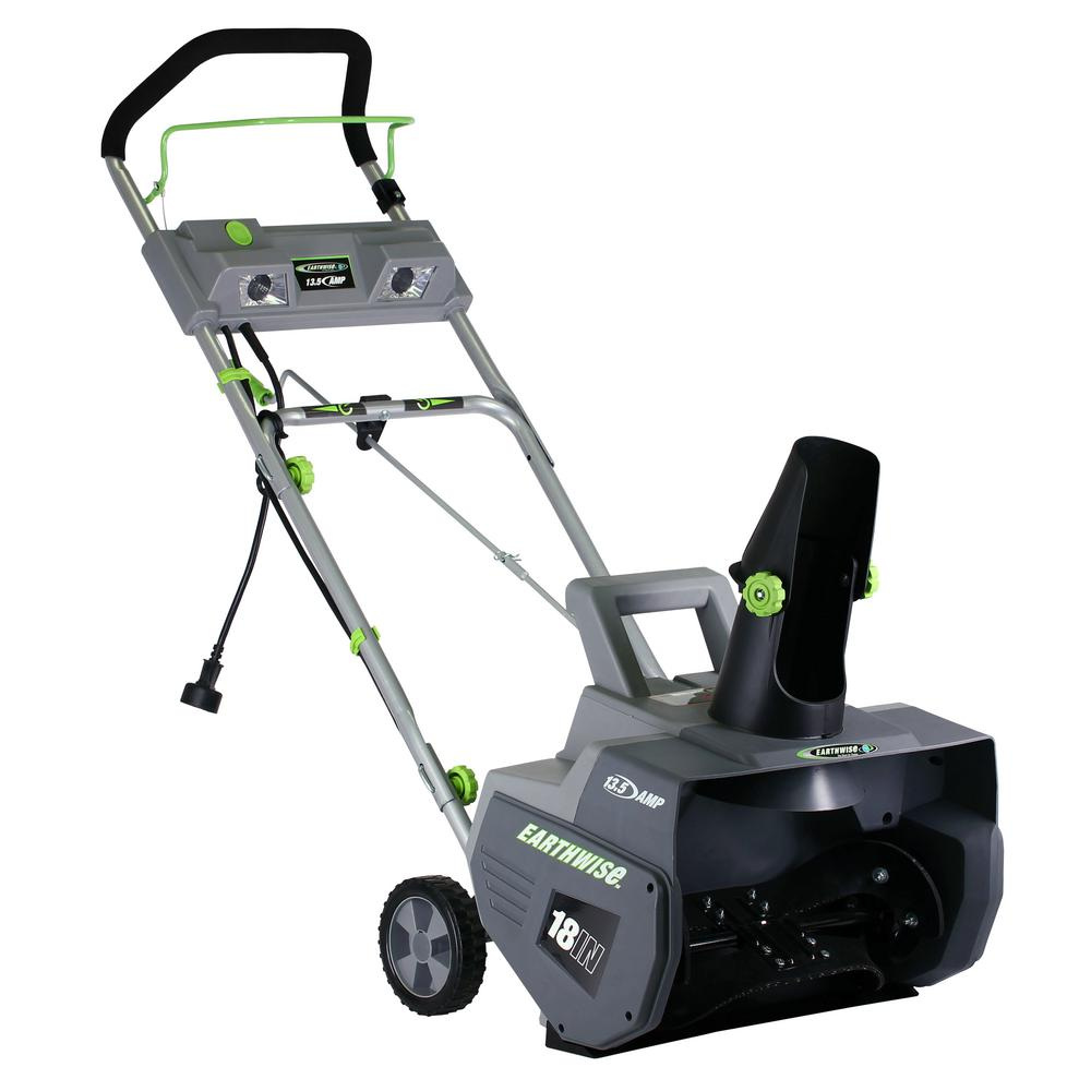 Incredible Earthwise 18 In 13 5 Amp Corded Electric Snow Thrower Sn72018 The Wiring Cloud Orsalboapumohammedshrineorg