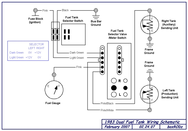 Wz 2228  Wiring Diagram For Chevrolet Fuel Gauge