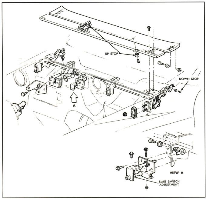 1969 Corvette Windshield Wiper Wiring Diagram
