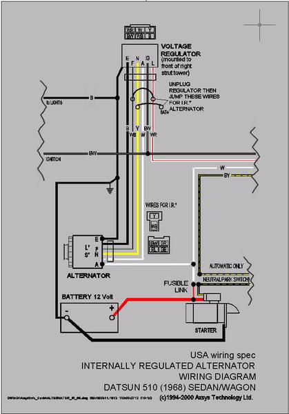 [EQHS_1162]  YA_2044] 1968 Datsun Wiring Diagram Schematic Wiring | Alternator Wiring Diagram Datsun 1600 |  | Rine Vish Xlexi Tzici Umize Kweca Atolo Lopla Anth Bepta Mohammedshrine  Librar Wiring 101