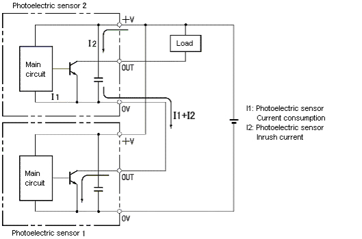 Nf 5838 Photoelectric Sensor Circuit Schematic Wiring