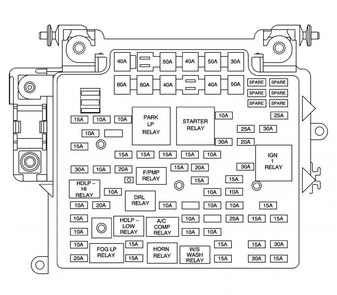 2002 avalanche fuse box - 2000 coachmen santara wiring diagram for wiring  diagram schematics  wiring diagram schematics