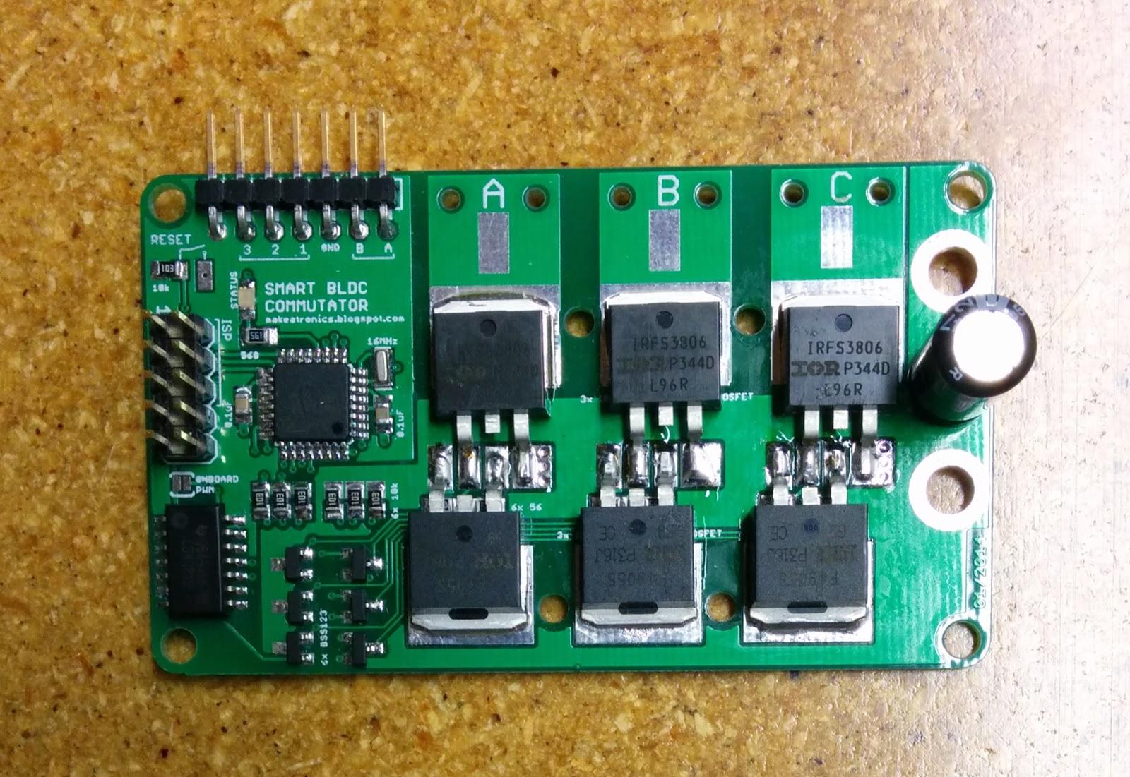 Fine Makeatronics Bldc Motor Control Wiring Cloud Hemtshollocom