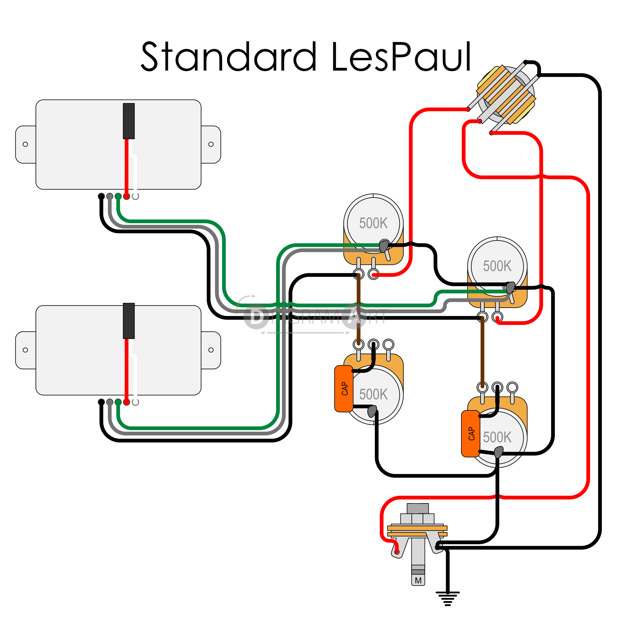 Dh 8210 Epiphone Les Paul Wiring Schematic