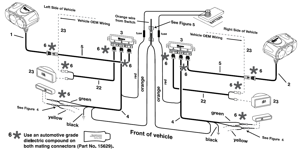 Incredible Meyer E47 Wiring Harness Basic Electronics Wiring Diagram Wiring Cloud Licukosporaidewilluminateatxorg