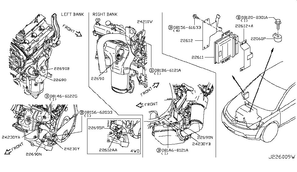 GZ_0314] 2004 Nissan Murano Engine Diagram Schematic WiringBdel Sputa Salv Mohammedshrine Librar Wiring 101