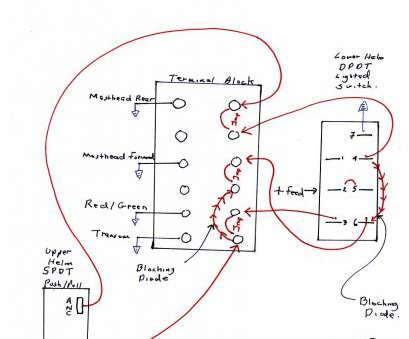 Sk 2383 Lenco Trim Tab Switch Wiring Diagram Schematic Wiring