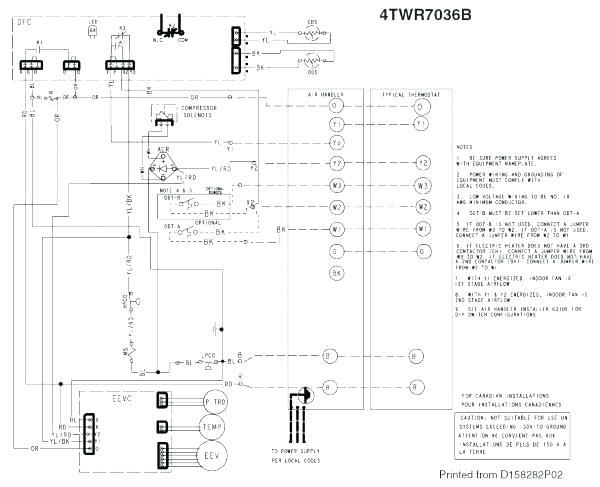 WA_6151] Trane Air Handler Wiring Diagram Trane Heat Pump Wiring Diagram  Schematic WiringBarep Arch Mimig Remca Sulf Gresi Mohammedshrine Librar Wiring 101