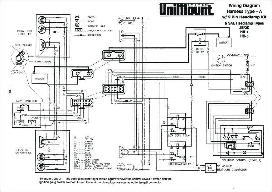 boss snow plow headlight wiring diagram plow wiring harness wiring diagram data  plow wiring harness wiring diagram data