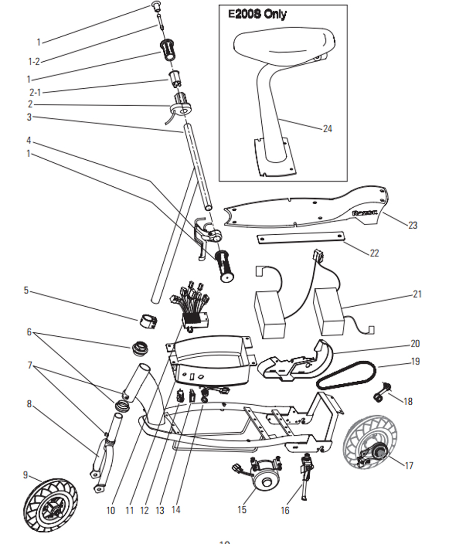 [DIAGRAM_38ZD]  RL_2611] Wire Diagram As Well Razor E200 Electric Scooter Wiring Diagrams  Schematic Wiring | E 200s Wiring Diagrams |  | Ophag Tivexi Mohammedshrine Librar Wiring 101