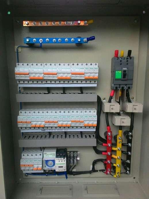 Oo 6398 Wiring Panel Listrik Schematic Wiring