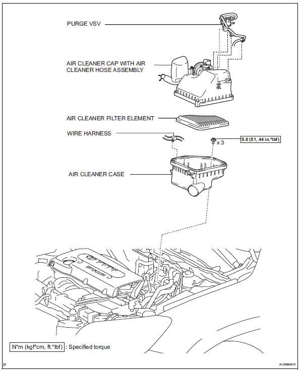 Es 2157 2005 Toyota Rav4 Engine Diagram Wiring Diagram