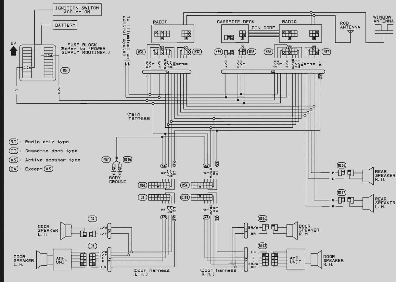 40 Nissan Door Wiring Diagram   sight source Wiring Diagram ...