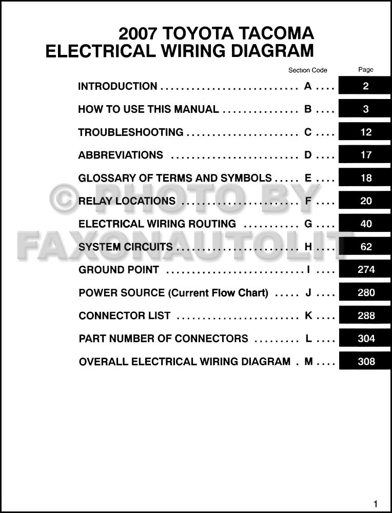 HZ_0364] Toyota Tacoma Wiring Diagram Pdf Files Wiring DiagramJoami Salv Ginia Mohammedshrine Librar Wiring 101