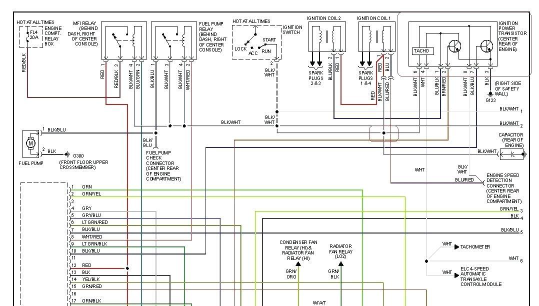 Mitsubishi Pajero Stereo Wiring Diagram