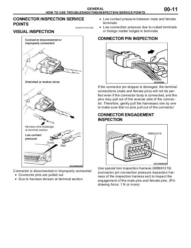 Mitsubishi Triton Wiring Diagram Pdf