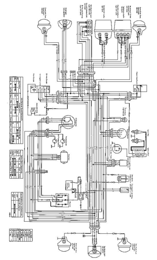 Kawasaki Hd3 Cdi Wiring Diagram How